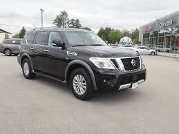 nissan armada 2017 interior used 2017 nissan armada for sale in nh p3686 concord nissan