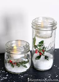 mason jar candle holder crafts candles decoration