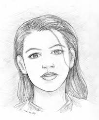 old sketch face study 2 by thierryclan14 on deviantart