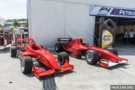 formula 4 car petron m u0027sia becomes formula 4 sea finale sponsor image 607117