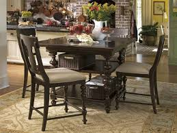 Paula Deen Living Room Furniture - dining tables paula deen dogwood collection paula deen