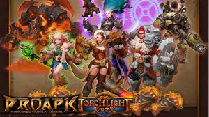 torch light for android phone line torchlight mobile android gameplay cn proapk android ios
