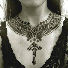 50 stunning collar bone tattoos for and