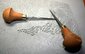 i u0027m officially in love u2026 with my new linocutting tools art