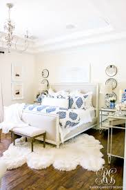 Blue And White Bedrooms Master Bedroom Styled 3 Ways For Summer Tips For Decorating