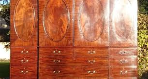 Antique Breakfront China Cabinet by Wardrobe English Antique Furniture Awesome Victorian Mahogany