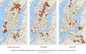 Google Map Of New York by Analysing U201ccitibike U201d In New York City Suprageography