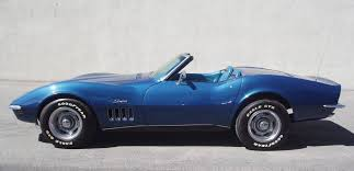 how much is a 1969 corvette stingray worth blue 1969 chevrolet corvette stingray convertible chevy