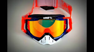 tear off goggles motocross 100 racecraft motocross goggles crush youtube