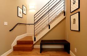 Ideas For Staircase Walls Staircase Wall Design Ideas Staircase Contemporary With Modern
