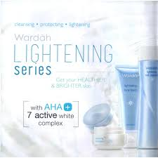 Serum Wardah Lightening Series wardah paket lightening series step 1 20 ml elevenia