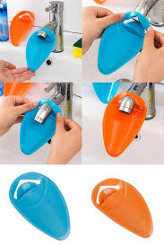 visit to buy 1 pc silicone kitchen bathroom sink faucet water
