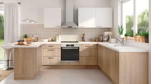 exemple cuisine modele aménagement cuisine ouverte argileo