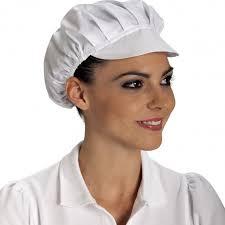 calot de cuisine calot de cuisinier en tissu pas cher à partir de 5 20 ht lisavet