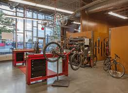 oac campus recreation university of nebraska lincoln bikes in bike shop
