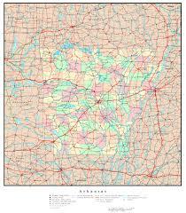 Map Of Missouri Cities Road Map Of Arkansas Bristol Motor Speedway Parking Map