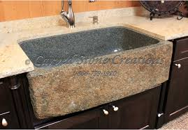 Granite Kitchen Sinks Top 5 Reasons To Install A Granite Kitchen Sink Carved Creations