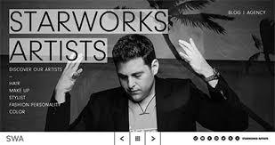 Makeup Artists Websites Make Up Artist One Page Websites