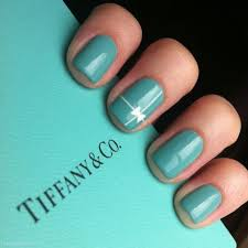 best 25 tiffany nails ideas on pinterest mint nails tiffany