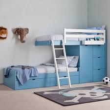 Three Level Bunk Bed Triple Bunk Beds U0026 Three Tier Sleeper Beds Cuckooland
