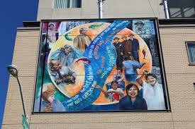 wall murals by m2m signworks markham toronto richmond hill broaden the scope of your business s exposure with a sign that leaves a lasting first impression a great exterior sign with many benefits is the wall mural