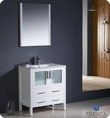 Vigo  Calantha Single Bathroom Vanity With Medicine Cabinet - Vigo 21 inch adonia single bathroom vanity