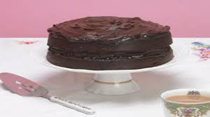 easy chocolate cake good food channel