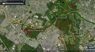 Staten Island Map Staten Island Trail Festival 25k