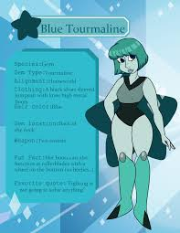 blue opal gemsona gemsona app goldstone by lollipop gothica on deviantart