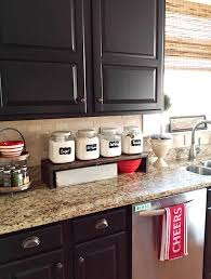 maximizing kitchen storage a space saver shelf at home with the