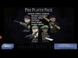 doodle army apk doodle army 2 mini militia mod apk 4 0 11 pro pack