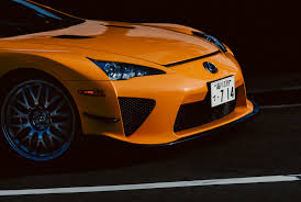 lexus supercar lfa photo essay a love letter to the lexus lfa gear patrol