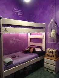 Dark Purple Walls Fascinating Dark Purple Bedroom For Teenage Girls As Awesome