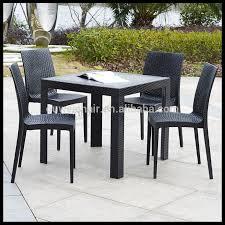 tavoli sedie mobili da giardino plastica tavoli e sedie in rattan buy product
