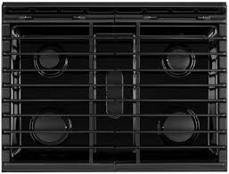Whirlpool Gold Gas Cooktop Whirlpool Weg745h0fs 30 Inch Slide In Gas Range With Sealed Burner