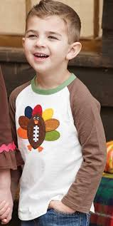 mud pie thanksgiving boys football turkey t shirt for thanksgiving everything you