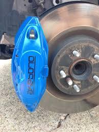 painting brake calipers myg37