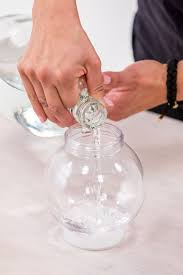 make a snow globe for the holidays thanksgiving
