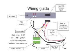 volvo v70 stereo wiring volvo wiring diagrams