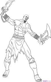 92 coloring pages of god of war 3 thursday november 25 2010