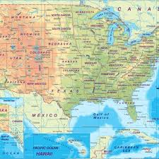 us map with alaska and hawaii where is hawaii located on the map map of usa
