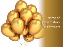 together year happy birthday powerpoint template id 0000028438
