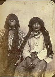 native american hairstyles for women native american men with dreadlocks and twists 1800 s adornment