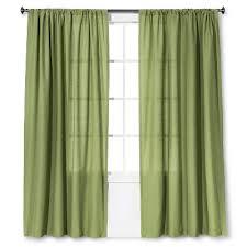 Target Linen Curtains Farrah Curtain Panel Threshold Target