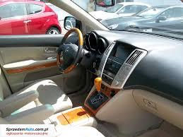 lexus suv hybrid cena lexus rx 400h f vat 23 rok produkcji 2008 cena 75500 pln