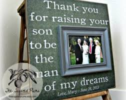wedding gift ideas for parents parents of the groom gift of the groom of the