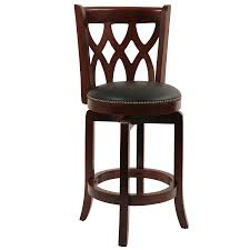 Leopard Print Swivel Chair Amazon Com Boraam 40324 Cathedral Counter Height Swivel Stool 24