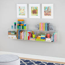 acrylic bookcase decorations ideas inspiring amazing simple in