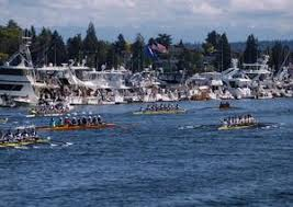 seattle opening day boat parade windermere cup