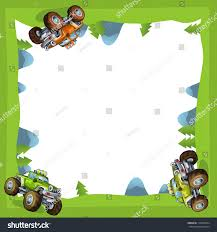 monster truck for children cartoon cartoon monster truck illustration children stock illustration